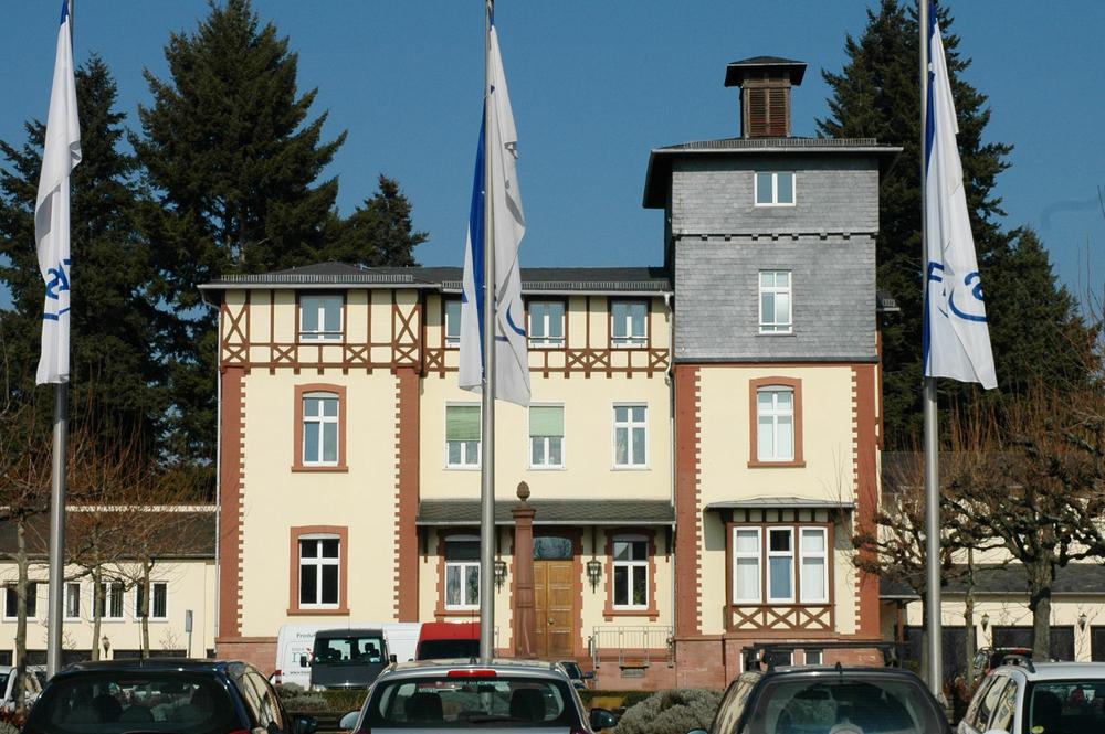 Der Hauptsitz der FES