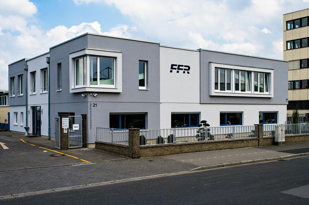 FFR Gebäude