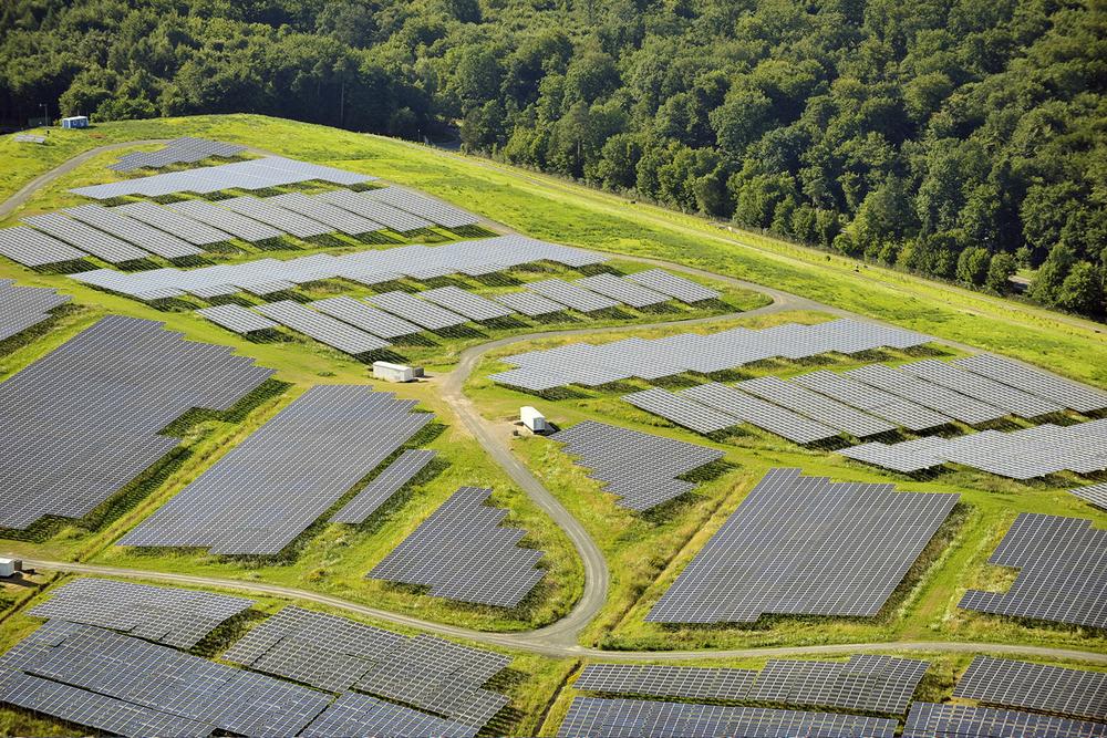 RMS Solaranlagen Feld
