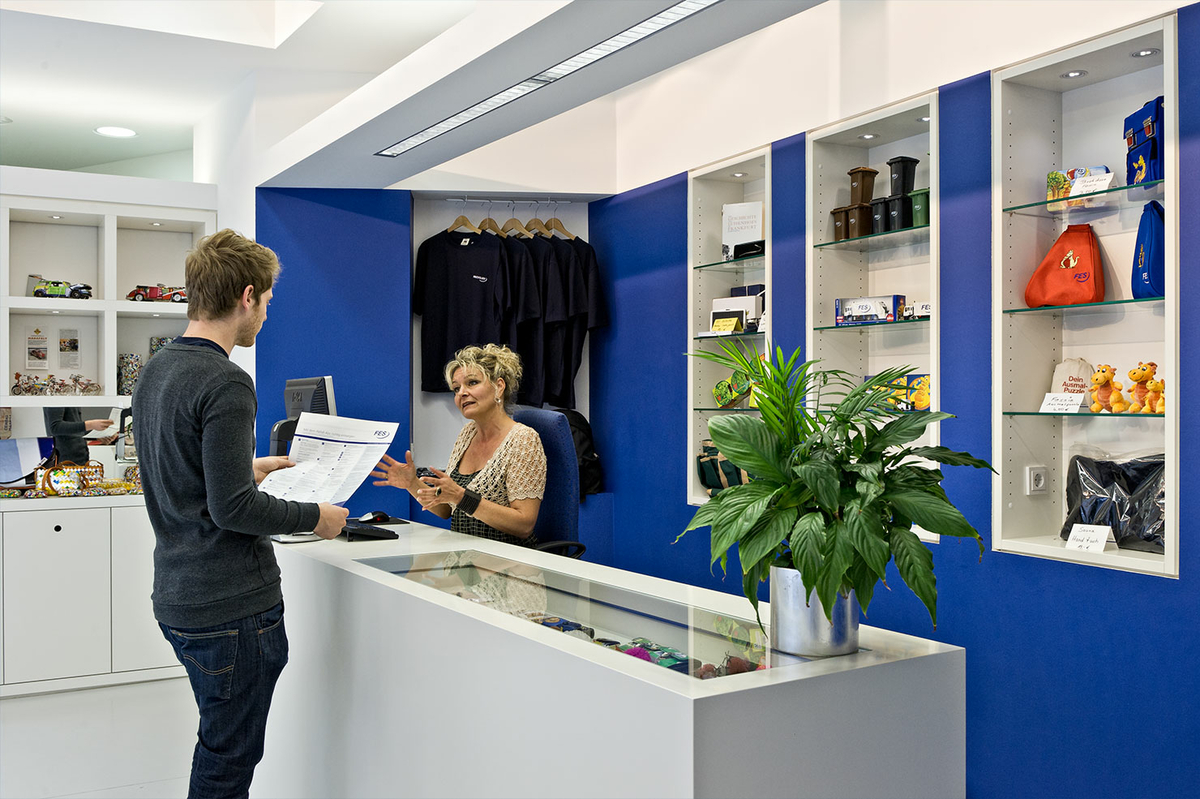Teaser Ueberfes Standort Servicecenter