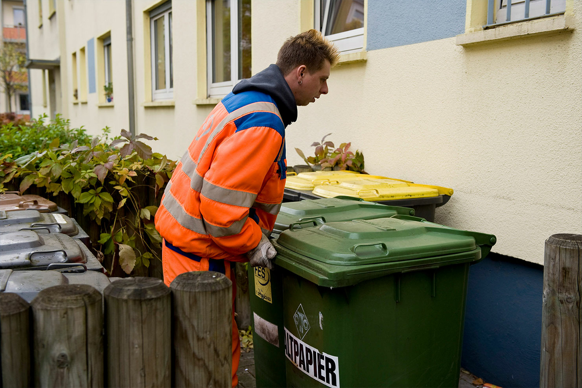 Teaser FFR Abfallmanagment Wohnanlagen