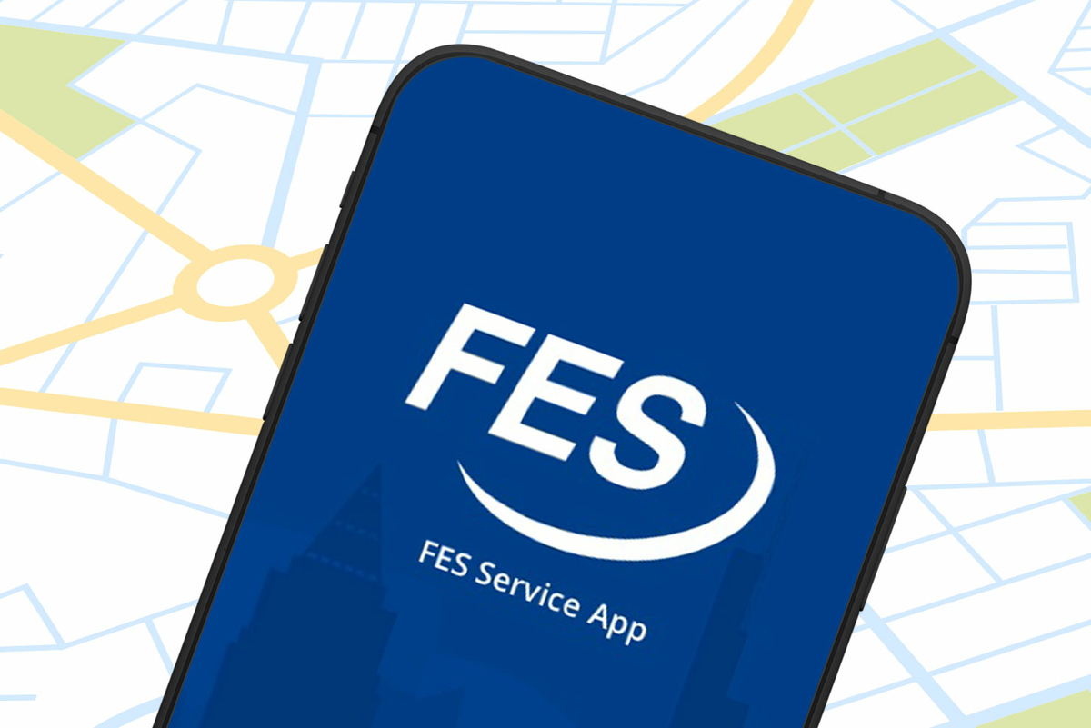 Die FES Service App