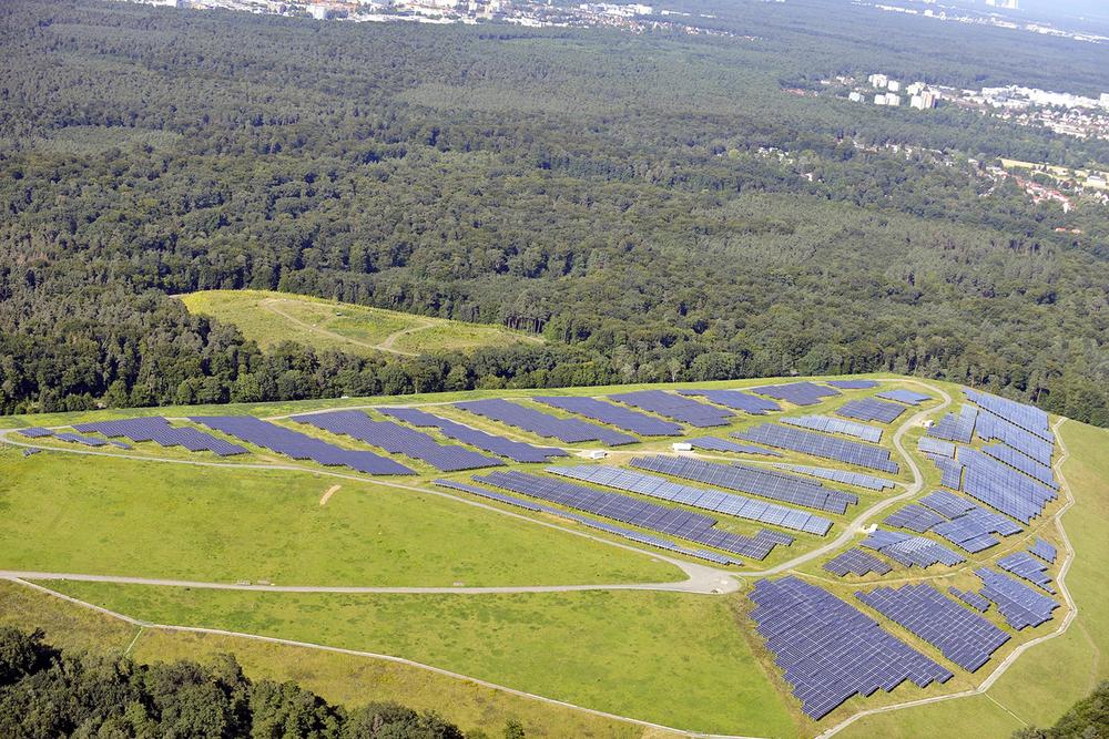 RMS Solaranlage